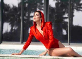 Model Deniz Akkaya, sosyal medya hesabından beyaz bikinili fotoğrafını paylaşarak Ağustos ayında 42 yaşına basacağını duyurup belirli bir yaşa gelen kadınlara gösterilen muameleden rahatsız olduğunu anlattı.