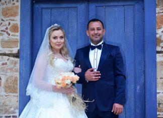 RestProperty Genel Müdürü Ali Özpelit ve Rus nişanlısı Veronika Snijurska evlenerek bekarlığa veda ettile
