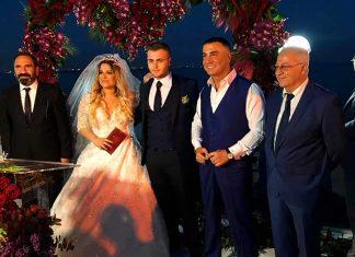 Şarkıcı Kibariye'nin kızı Birgül Küçükbalçık'ın nikah şahidi Sedat Peker oldu. Kibariye, Sedat Peker'e şarkı da söyledi.