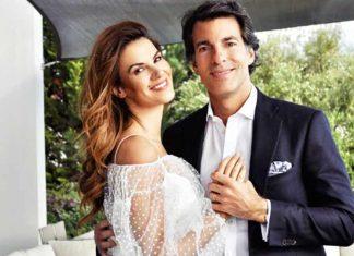 Pedro de Noronha ile dünya evine giren manken Tülin Şahin'in hamile olduğu ortaya çıktı. Şahin, müjdeli haberi Instagram hesabından paylaşım yaparak doğruladı.
