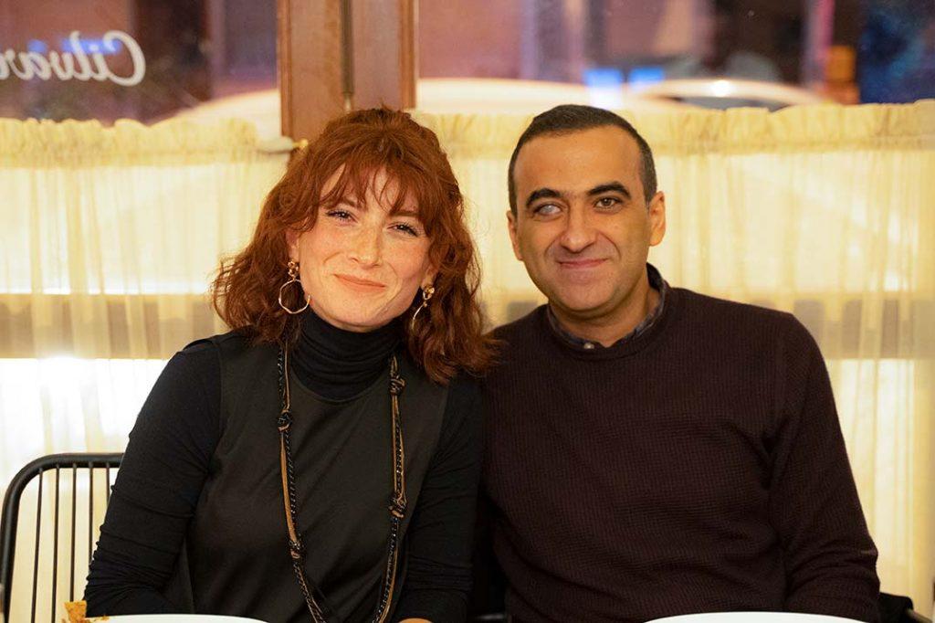 Gurbet Şen ve Mustafa Şen