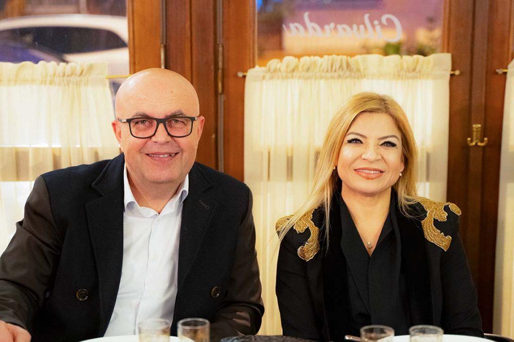 Cengiz Yelken ve Selma Yelken